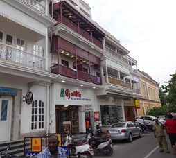 La Villa Pondicherry Tariff