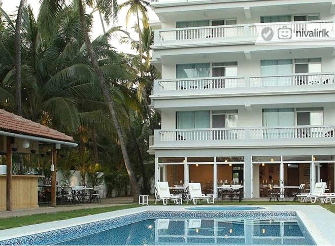 Safira river front resort morjim goa for River north boutique hotels