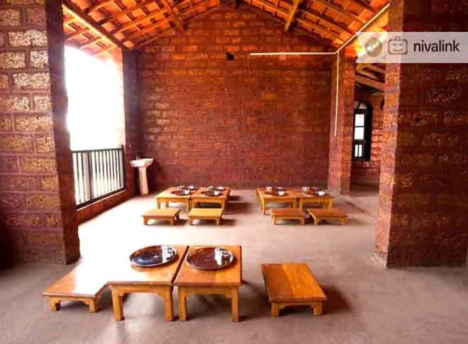 Konkan nest resort ganapatipule maharashtra for Konkan home designs