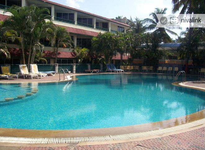 Hotel Miramar Devka Beach Daman And Diu